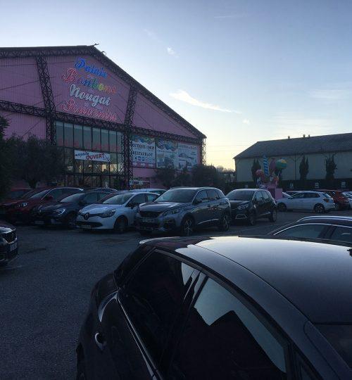 Grand parking